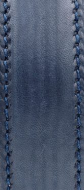 Blu cuoio